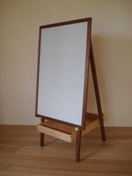お絵描きイーゼル ホワイトボード